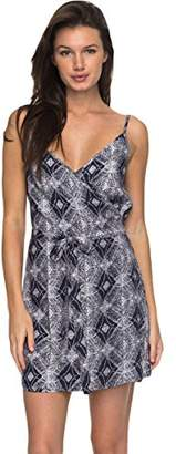 Roxy Women's Drifting Current Woven Dress