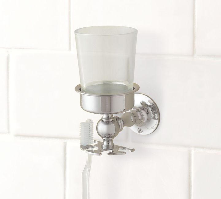 Sussex Toothbrush & Cup Holder