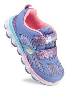 Skechers Lil Jumpers Toddler Girls' Shoes $39.99 thestylecure.com