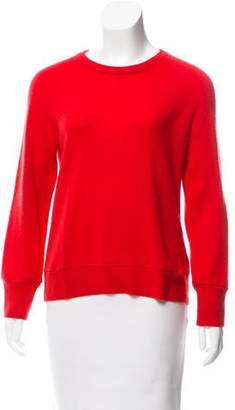 Equipment Long Sleeve Knit Sweater
