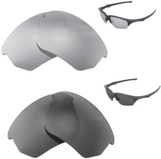 d6ef924ddc Oakley Walleva Polarized Replacement Lenses For Flak Beta Sunglasses