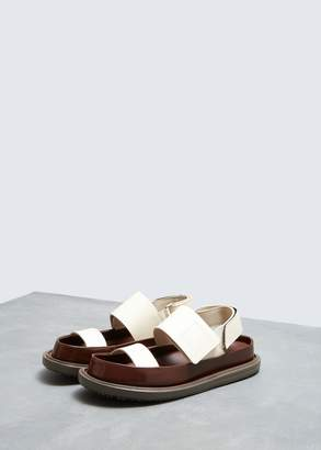 Marni Platform Fussbett Sandal
