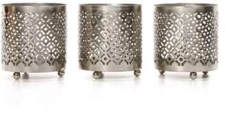 Elegant Expressions Jar Candle Sleeves, Set of 3