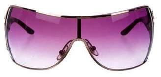 Chopard Crystal Shield Sunglasses