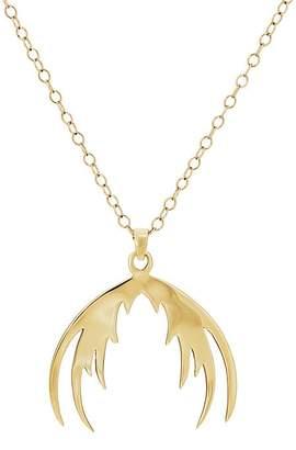House Of Waris Women's Plumage Pendant Necklace
