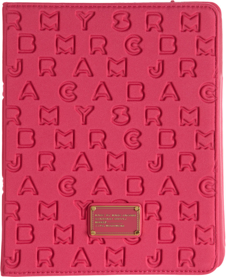 Marc by Marc Jacobs Dreamy Logo Tablet Book