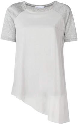 Fabiana Filippi asymmetric T-shirt