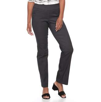 Apt. 9 Women's Brynn Midrise Pull-On Bootcut Dress Pants