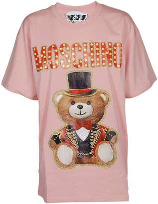Moschino Oversized Teddy Circus T-shirt