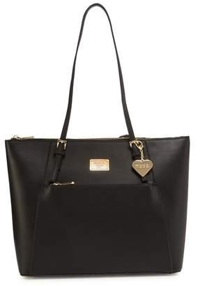 Marc B Black 'Angel' Shopper Bag