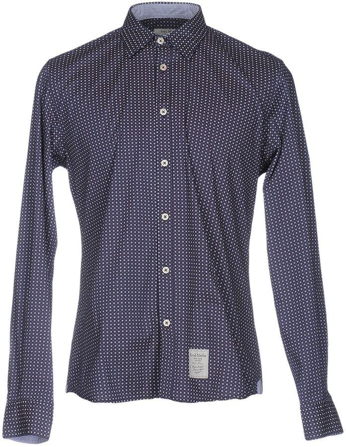 Fred Mello Shirts - Item 38644449