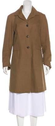 Dries Van Noten Knee-Length Coat