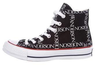 J.W.Anderson Converse Chuck 70 Grid Sneakers