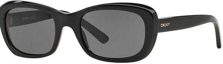 DKNYDKNY DY4118 51mm Butterfly Sunglasses