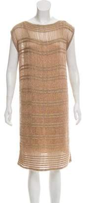 Missoni Wool-Blend Sleeveless Dress