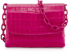 Nancy Gonzalez Crocodile Triple-Gusset Mini Crossbody Bag $2,150 thestylecure.com