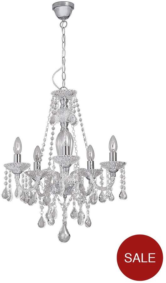 Luxe Collection Century 5-light Chandelier
