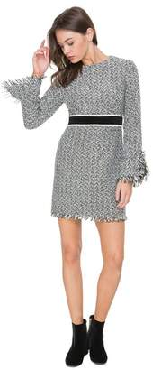 Juicy Couture Hudson Tweed Dress