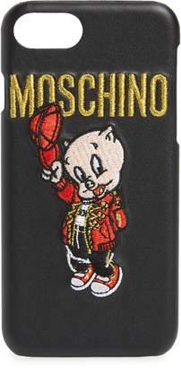 Moschino Porky Pig iPhone 6/6s/7/8 Case