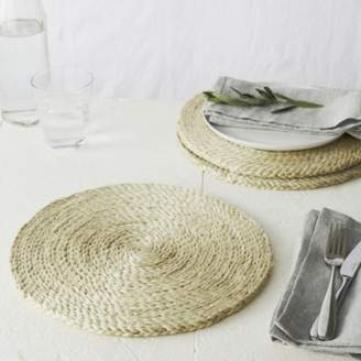 The White Company Jute Woven Placemat