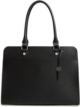Lodis Los Angeles Bel Air - Beth RFID Leather Briefcase
