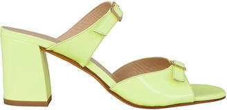 Maryam Nassir Zadeh Una Double Strap Slide Sandals