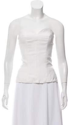 Celine Strapless Corset Top