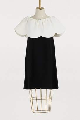 Valentino Strapless dress