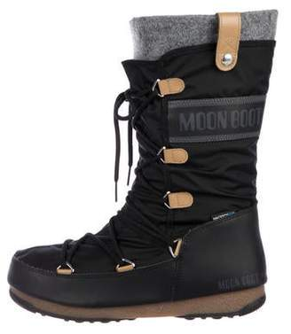 Moon Boot Nylon Mid-Calf Boots