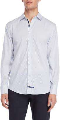 English Laundry Printed Sport Shirt