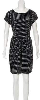MICHAEL Michael Kors Short Sleeve Knee-Length Dress