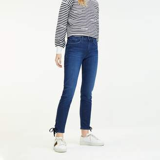 Tommy Hilfiger Laced Eyelet Jeans