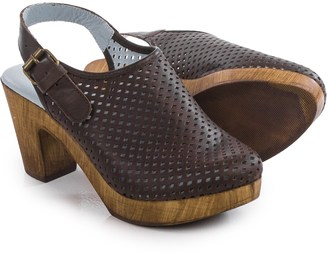 Eric Michael McKenzie Mule Shoes - Leather (For Women) $39.99 thestylecure.com