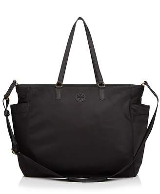 Tory Burch Scout Nylon Diaper Bag $395 thestylecure.com