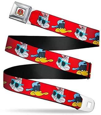 Looney Tunes Buckle-Down Men's Seatbelt Belt Regular