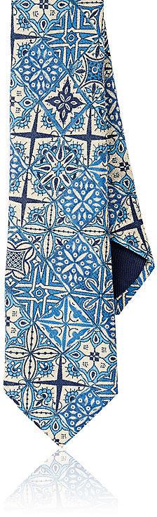Barneys New YorkBarneys New York Men's Floral Linen Necktie