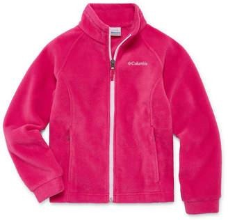 Columbia 3 Lakes Fleece Jacket - Big Kid Girls