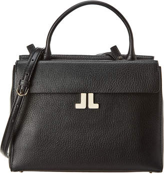 Lanvin Top Handle Leather Tote