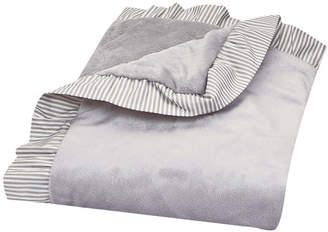 Trend Lab TREND LAB, LLC Receiving Blanket - Dove Gray