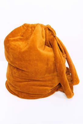 Base Range Baserange Velour Houston Bag