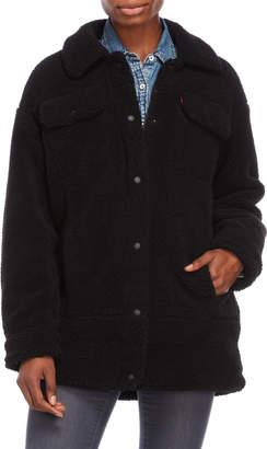 Levi's Oversized Sherpa Trucker Jacket