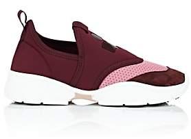 Isabel Marant Women's Kaisee Sneakers-Burgundy