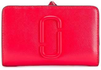 Marc Jacobs debossed logo wallet