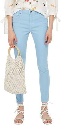 Topshop MOTO Leigh Mid Rise Jeans