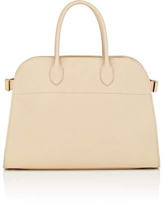 The Row Women's Margaux 15 Leather Satchel