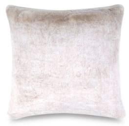 Bea Yuk Mui Nema Home Faux Fur Pillow