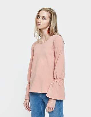 Which We Want Faye Sweater in Apricot