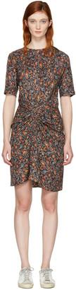 Isabel Marant Multicolor Rehora Dress $760 thestylecure.com