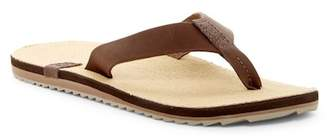 Reef The McClurg Leather Flip Flop (Men)