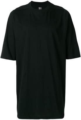 Rick Owens oversized longline T-shirt